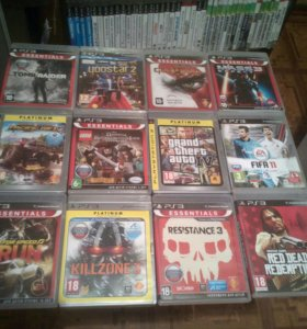 Playstation 3( игры ).