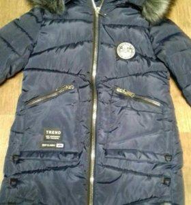 Курточка новая зима