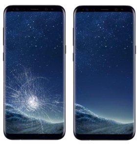 Стекло на Samsung s8 Plus