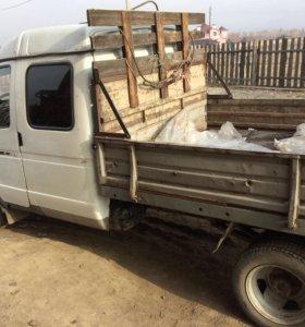 Продам грузовой газель 6 местный.
