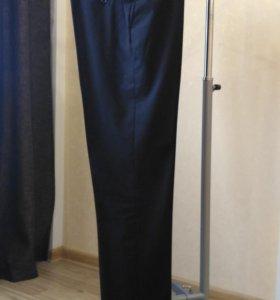 Черные мужские брюки, 56р, 5 рост
