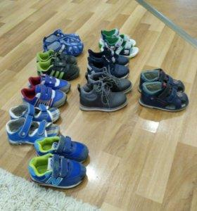 Обувь на мальчика 21, 22, 23, 24, 25 размер