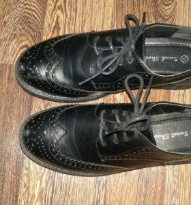 Туфли женские(лоферы)
