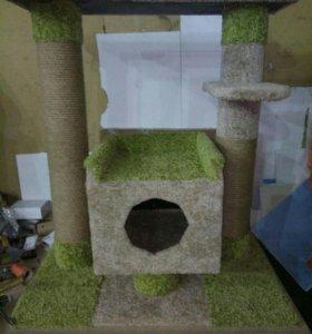 Кошкин домик Когтеточка