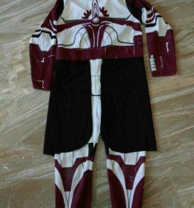 Новогодний костюм клона из STAR WARS.