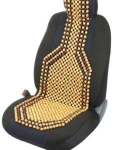 Накидка-массажёр на сиденье
