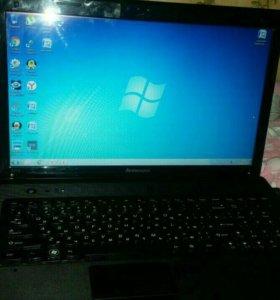 Ноутбук Lenovo G 575