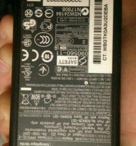 Зарядка для ноутбука 19v 4.74A