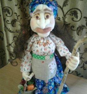 Интерьерная кукла.