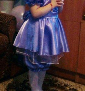 Новогодний костюм!!! На 4-5 лет.