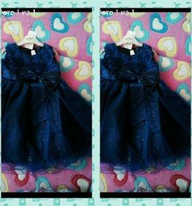 Платье на девочку 5-ти лет