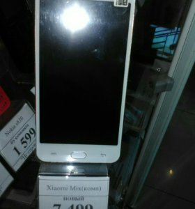 Телефон Xiaomi Mix