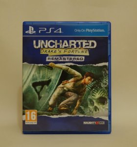 Uncharted: Drakes Fortune - Remastered [RU] (РS4)