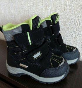 Зимние ботиночки Pasito р 22