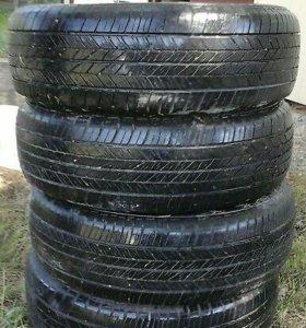Продам резину Dunlop SP 20 225/65 R18в Томске