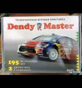 Денди Dendy-Master195 игр,Новые