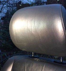 Передние сидения w463 AMG Designo