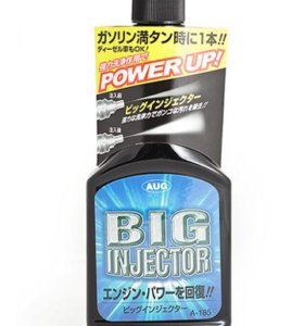 Очиститель инжекторов и форсунок Big Injector