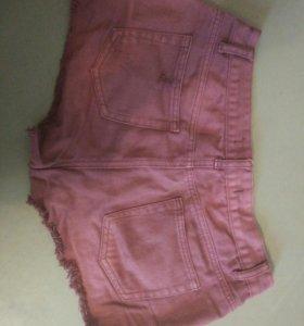 Шорты джинсовые, размер 42-44