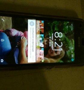 Телефон Sony z1 compact