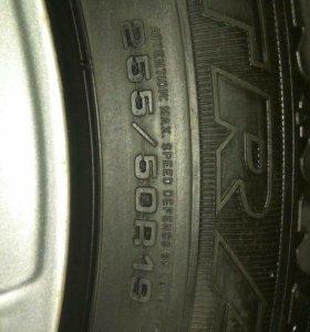 Шины на литых дисках для Бмв