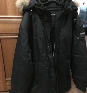 Зимняя куртка BAYRON