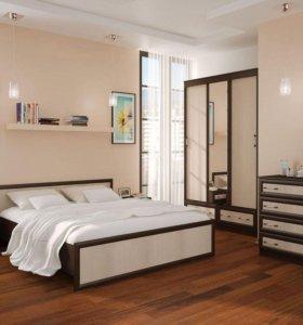 Спальня модульная Модерн