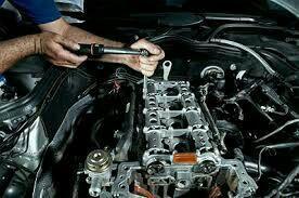 Замена и капитальный ремонт двигателя