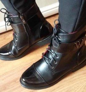 Новые ботиночки/сапожки