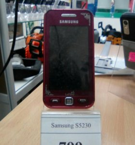 Телефон samsung s5230
