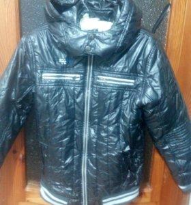 Куртка рост 152.