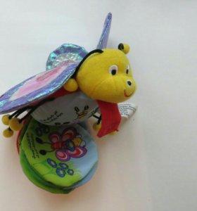 Развивающая игрушка подвеска