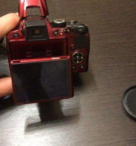 Фотоаппарат Nikon P 500 в идеальном состоянии
