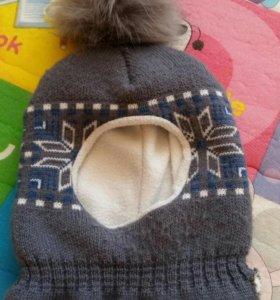 Зимний шлем.
