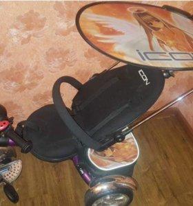Детский трехколесный велосипед ICON 3