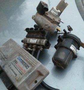 Автомобильное газовое оборудование