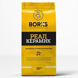сухие строительные смеси Borks