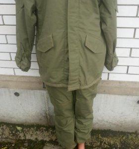 костюм грибника горка 3 зимний