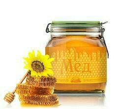 Мёд с Алтая.