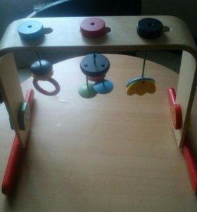 Тренажер для младенца