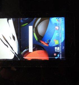 планшет леново 30 на запчасти или под ремонт