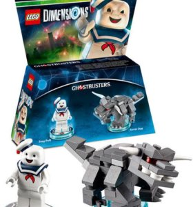 Lego Dimensions 71233 Fun Pack: Ghostbusters
