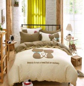 Новый Комплект постельного белья 1.5
