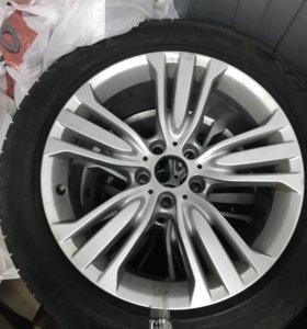 Зимние колёса для BMW X5 X6 447 стиль R 19 RFT