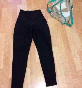 Антицеллюлитные брюки для коррекции силуэта