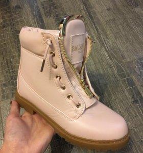 Ботинки зима новые (все размеры в наличии