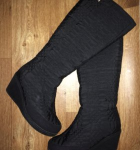 Сапоги 👢 зимние, 38 размер