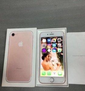 iPhone 7 256gb гарантия,новый,копия