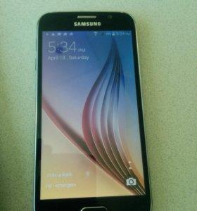 Samsung s6 реплика