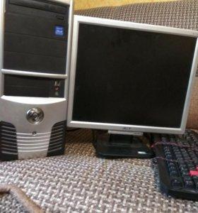Компьютер(комплект)